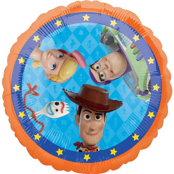 Toy Story 4 Standard HX Foil Balloon